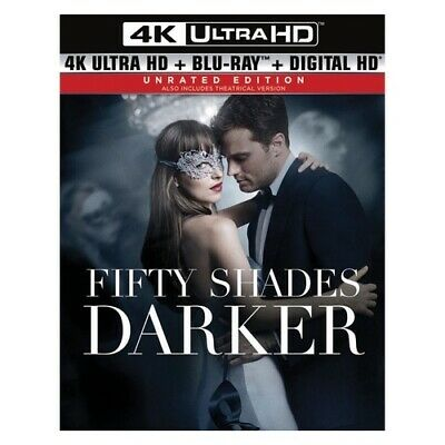 Uni Dist Corp Mca Br61186831 Fifty Shades Darker (Blu-Ray/4Kuhd Mastered/Ultr...