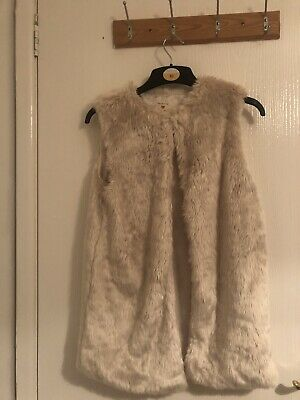 Size 12-13 Years Fur Gillet