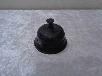 Cast Iron Hotelklingel Reception Bell - Antique Look - Vintage Style