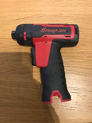Snap On 14.4v Cordless Screwdriver CTS761 NEW