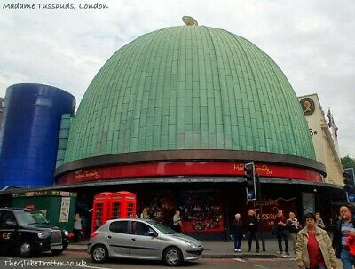 2 x Madame Tussauds London E-Tickets. Sunday 15th December @ 12.00pm