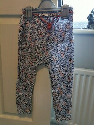 Next Trousers Size 3-4 Yrs
