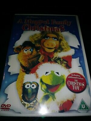 A Muppet Family Christmas unedited Version U.S seller Free Shipping