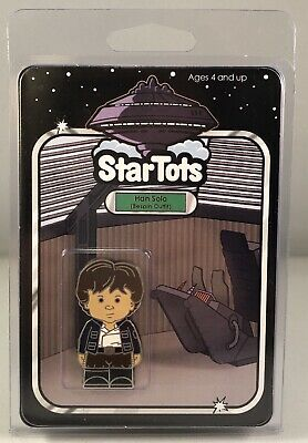 Star Wars Celebration Anaheim 2015 Star Tots Han Solo (Bespin Outfit)