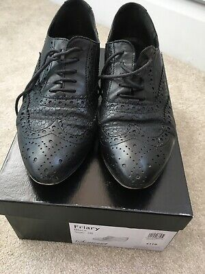 """Somerset By Alice Temperley """"Failand"""" Black Shoes Size UK 5 /& 7 rrp£89"""