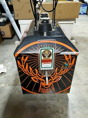 Jagermeister Jemus Three Bottle Shot Dispenser Chiller Tap Machine