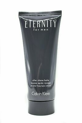 Eternity By Calvin Klein Men 3.4 oz 100 ml *After Shave Balm* New Tube