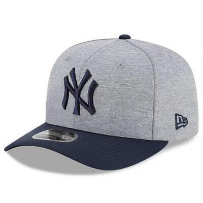 New York Yankees New Era MLB Double Shadow Pre-Curved 9FIFTY Snapback Hat