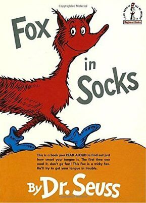 FOX IN SOCKS (Beginner Books) by Seuss, Dr