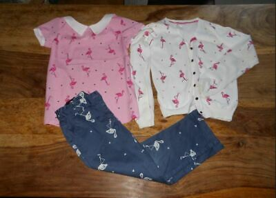 Girls Next Flamingo Outfit. Age 8-9 Years