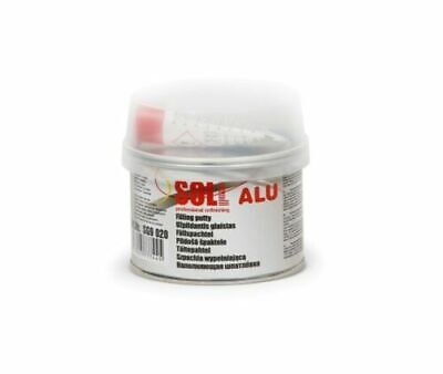 SOLL ALU highly strong putty with aluminum dust easy to apply 0.2kg/7.05oz New