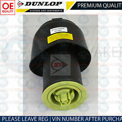 Genuine Dunlop Rear Air Suspension Bag Spring DAS10030