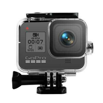 45M Waterproof Housing Case Protective Cover for Gopro Hero 8 Black Accessories