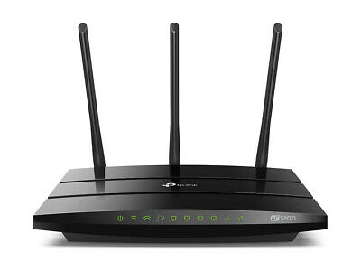 TP-Link Archer C1200 AC1200 Dual Band WiFi Wireless Gigabit Router 1200Mbps