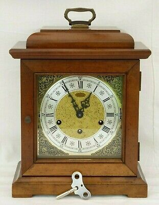 Urgos, Ridgeway, Colonial Triple 3 Tunes, Westminster Chime Bracket Mantle Clock