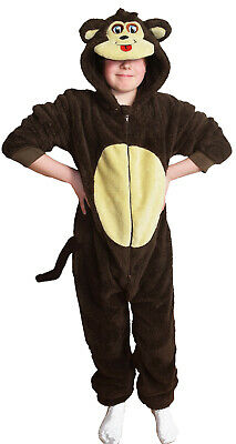 Monkey & TAIL 1Onesie for Boys Girls-  All-in-One Playsuit Onsies Children Kids