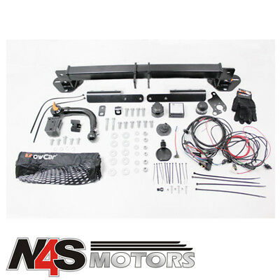 Land Rover Renegrade Detachable Tow Bar Kit With 13 Pin Electrics. Part Tf4090