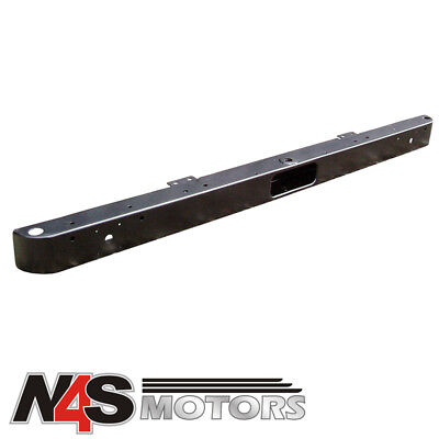 Land Rover Defender Military Front Bumper. Part Dpb000270