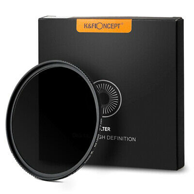 UK The Big Stopper Pig Iron 62mm Pro ND1000 Filter 10 Stop Neutral Density