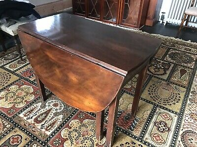 18th Century Antique Gate Leg Table