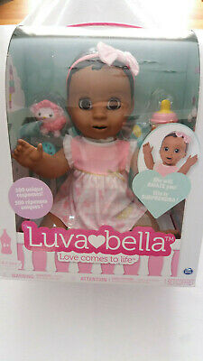 Luvabella Doll with Dark Brown Hair.