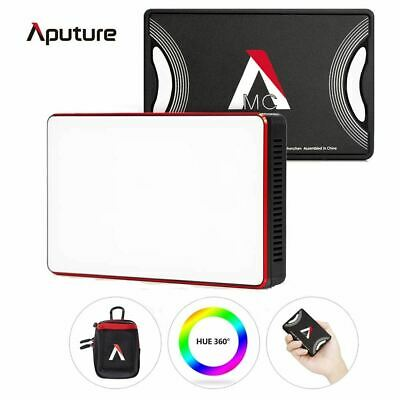 US stock Aputure AL-MC RGBWW CRI96+ 3200-6500K LED Video Film Light