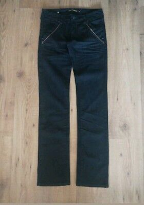 Black Joules Monroe super Skinny Stretch Jeans size 12 and BNWT Euro 40