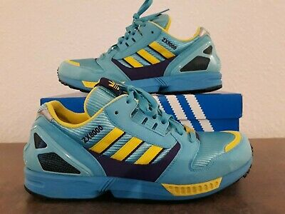 Adidas Torsion ZX 9000 OG Gr 42 2 3 44 Equipment Aqua 8000