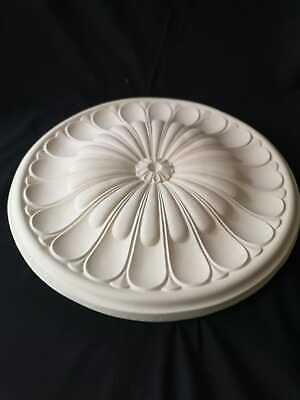 Art deco 1930s ceiling rose high quality plaster