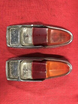 Alfa 2000 2600 touring spider maserati  rearlight units