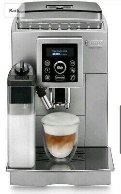 DELONGHI ECAM23.460 Coffee Maker, Stainless Steel Bean to Cup Coffee