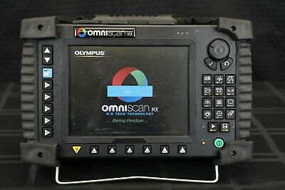 Olympus Omniscan MX Phased Array Flaw Detector Mainframe Only - Eddyfi Zetec NDT
