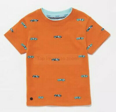 TED BAKER Boys T Shirt age 5 years LOVELY Gift RRP £20 Brand NEW