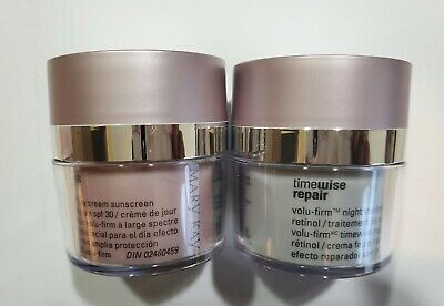 Mary Kay Timewise Volu Firm Day & Night Treatment With Retinol - Free Shipping!!