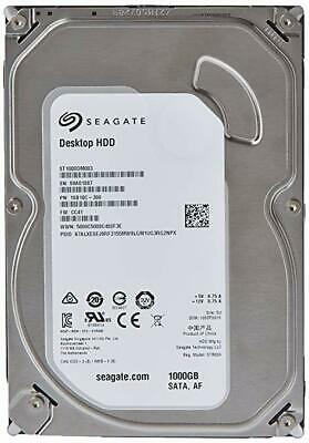 "HP Seagate 1TB SATA-6Gb 7200rpm 64MB 3.5"" Internal Hard Drive ST1000DM003"