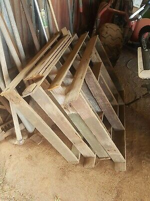 Very Old Collectable Vintage Shelves Recycable Timber