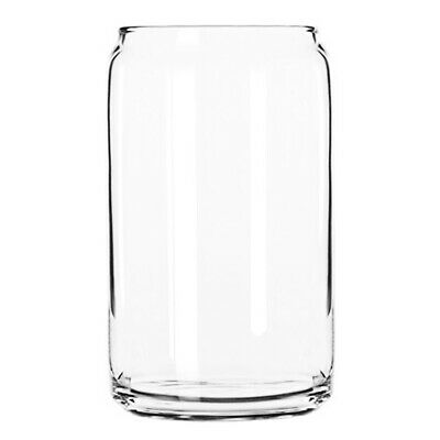 Libbey 209 16 Ounce Beer Glass Can 24/Case