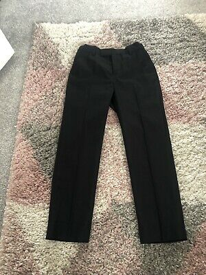 H&M Boys Smart Skinny Leg Trousers 6-7