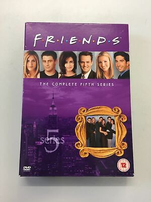 Friends | The Complete Fifth Series  [DVD]  Boxset
