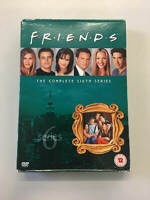 Friends | The Complete Sixth Series [DVD]  Boxset