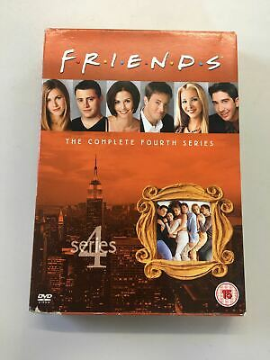 Friends | The Complete Fourth Series [DVD]  Boxset