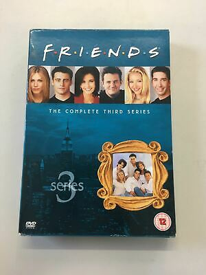 Friends | The Complete Third Series [DVD]  Boxset