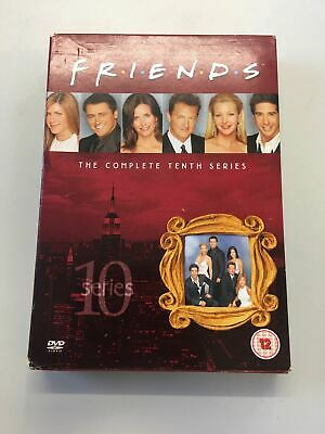 Friends | The Complete Tenth Series [DVD]  Boxset