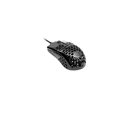 Cooler Master MM710 Mastermouse RGB Optical Mouse Omron Switch - Glossy Black
