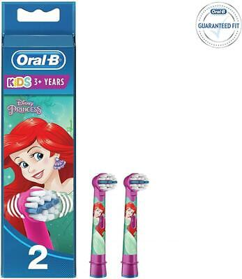 Oral-B Genuine Kids Stages Disney Cars Replacement Red Toothbrush Pack of 2