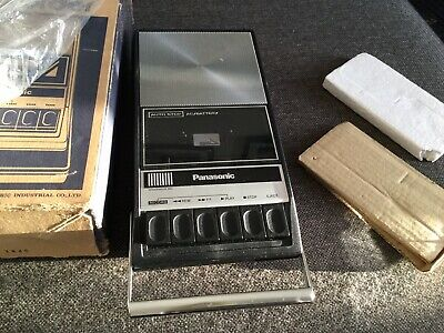 Panasonic RQ-309as Cassette Recorder Barely Used
