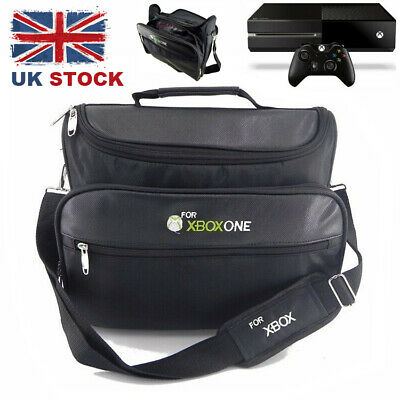 A Waterproof Case Carry Shoulder Protect Bag For Xbox One S/X Console Controller