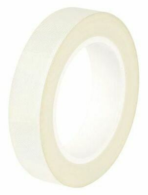 Advance Tapes AT4001 White Electrical Tape 19mm x 55m Glass Cloth 0.18mm Thermos
