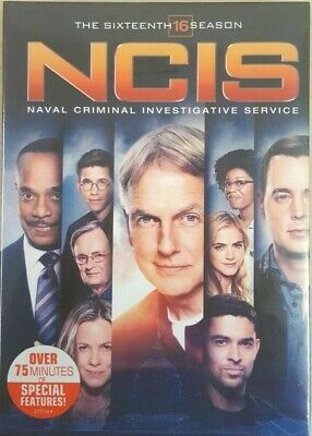 NCIS 16 complete Season Series NCIS 16 DVD Boxset  new/boxed dvd