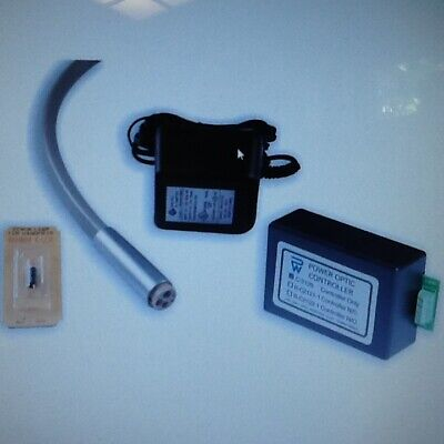 New Complete Dental Power Optic Handpiece Light System